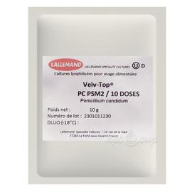 "Плесень Lallemand Velv-Top® P.Candidum ""PSM2"" (10D)"